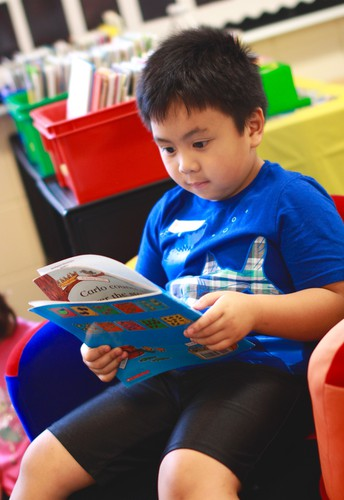 Do you have school library books to return?