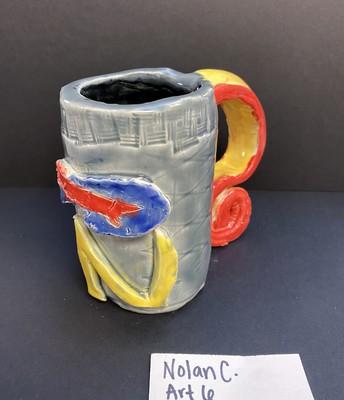 5th Grade -   Nolan's Mug
