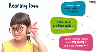 Information from our Hearing Impairment Team on CMV and Fun ASL Resources for Spring