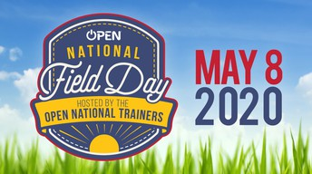 Join us for Open National Field Day this Friday