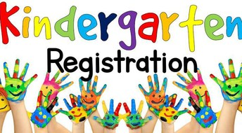 Kindergarten Registration for the 2019-2020 School Year will be on February 20th, 2019