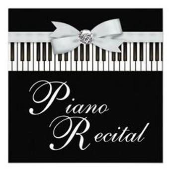 PIANO RECITAL - SUNDAY, JANUARY 21
