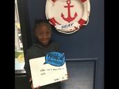 Khloe', 2nd Grade Student