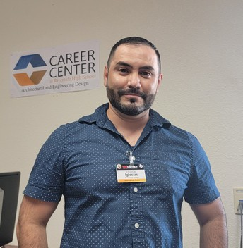 Mr. Emanuel Iglesias, Architectural Design and Engineering Instructor