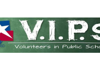 How to sign up with VIPS district volunteer program and log hours