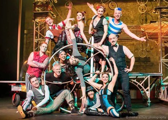 All School Field Trip - Cirque Mechanics - January 22, 2020