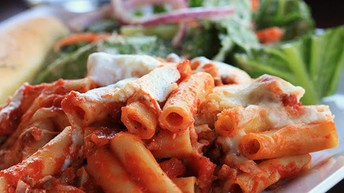 ZITI BAKE WITH SAUSAGE Is What's For Dinner this Wednesday Night!