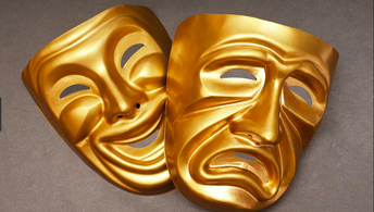 This Week's Fact About Greece: The Greeks invented theater.