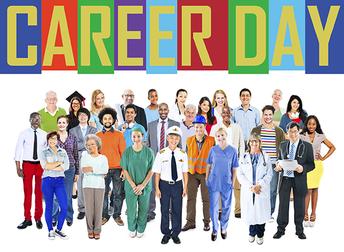 MYP Year 1 Enjoys Career Day