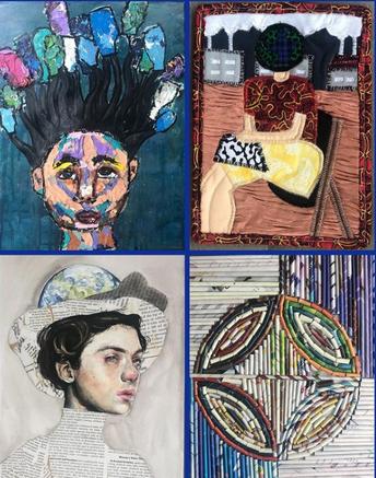 Mesa Verde Middle Schoolers Chosen for Art Contest