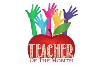 Vote for the teacher of the Month!