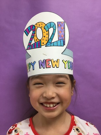 Butler Students New Year's Resolutions & Other Class Activities