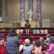 Chapel with Mrs. Linsey
