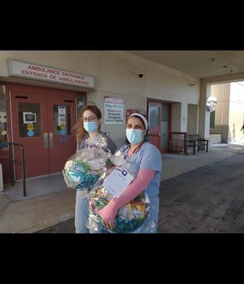 Health Care Hero Baskets