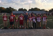 Middle School Players of the Week