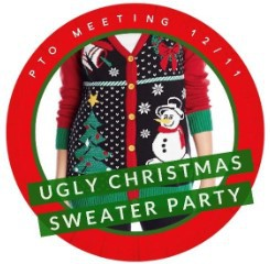 Ugly Christmas Sweater Party