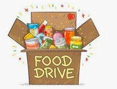 Thanksgiving Food Drive- THANK YOU!