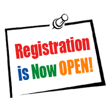 Registration now open for RESIDENT families!