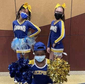 Lockport Cheerleaders