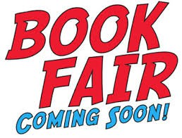 Usbourne Book Fair March 31-April 3