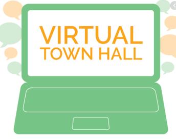 Virtual Town Halls