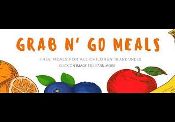 GRAB 'N GO MEALS -  SEPTEMBER