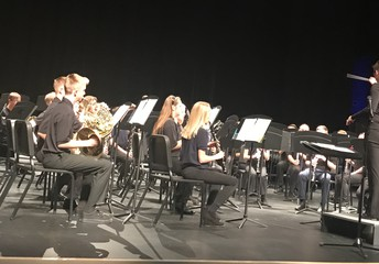 Fall Band and Orchestra Concerts