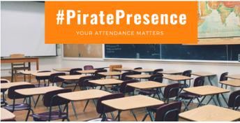 Pirate Presence - Attendance