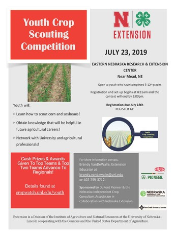 Youth Crop Scouting Competition