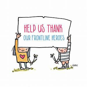 Help Us Thank our Health Care Workers