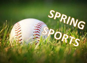 Spring Sports Begin!