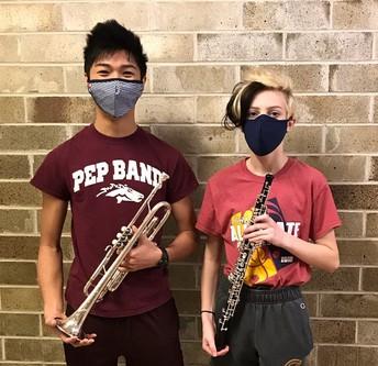 Northwest Iowa Honor Band