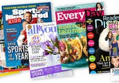 MAGAZINES SALES EXTENDED ONE WEEK - MORE THAN JUST MAGAZINES!