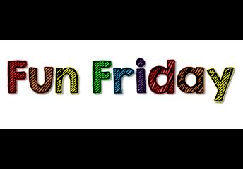 Fun Fridays continue: Snow Day/ School Spirit-Continúan los viernes divertidos: Día de la nieve/ Espíritu escolar