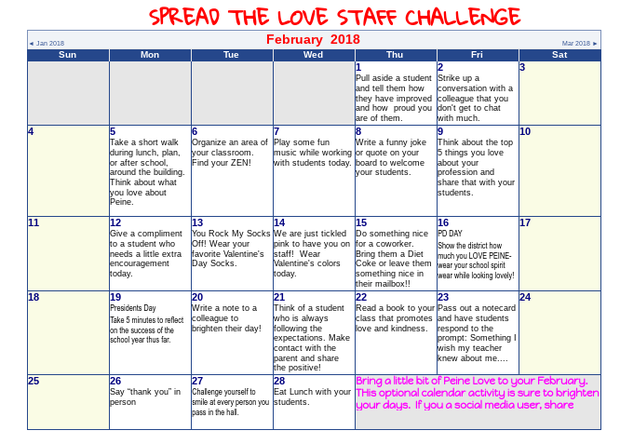 Calendar Dress Up Ideas : Friday focus smore newsletters for education
