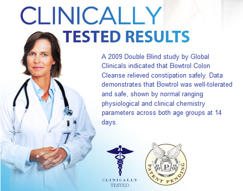 Bowtrol Clinical Testing
