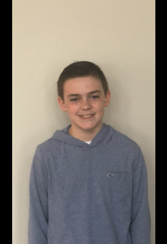 Middle School Student Spotlight -