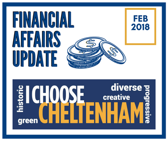 Stay Informed   Finance Committee Update February 2018