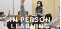 IMPORTANT INFORMATION FOR STUDENTS WHO ARE TRANSITIONING BACK TO IN-PERSON FROM VIRTUAL