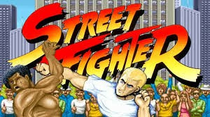 Street Fighter (game review by Racquel Sartain)