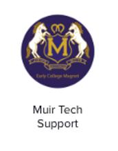 John Muir High School Early College Magnet Tech Support