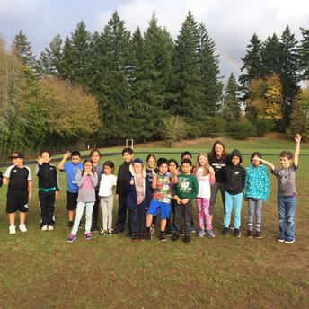 Coming Soon: Marathon Kids Running Club