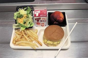 All School Lunch