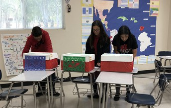 Election Day for Spanish Club