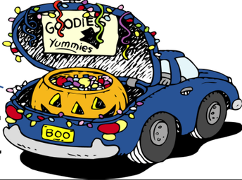 Halloween Trunk or Treat!