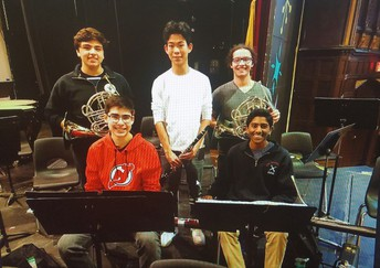 CHS Band Students Earn Region and All-State Honors
