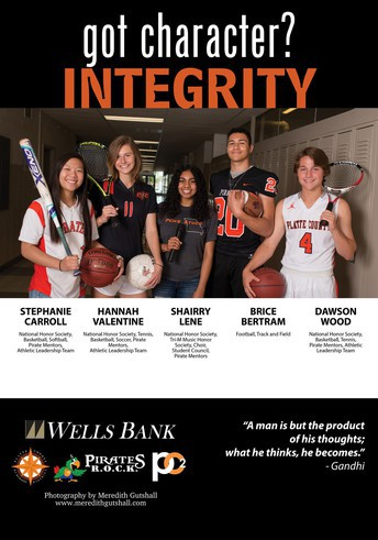 Pirates R.O.C.K. Character Trait: INTEGRITY