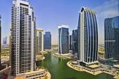 We are in Dubai