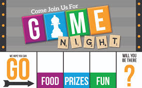 "Churchill High School ""Family Game Night"""