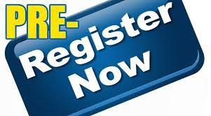 Mandatory Online PreRegistration for the 2018-19 School Year: